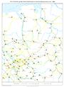 Die Entwicklung des Eisenbahnnetzes in Nordwestdeutschland bis 1885, 1980