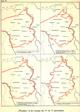 """""""Westfalen"""" in der Literatur des 13. bis 17. Jahrhunderts, 1931"""
