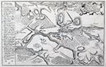 Plan der Action, welche d. 3. Jul. 1761 zwischen einem Königl. Französischen und Aliierten Hannöverischen Corps bey Westhofen in der Grafschafft Marck vorgefallen, [um 1761]