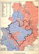 Die konfessionelle Gliederung [in Nordwestdeutschland] 1925, 1931