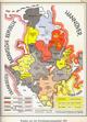 Westfalen nach dem Reichsdeputationshauptschluss 1803, 1934