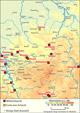 Römische Militärstützpunkte an Rhein und Lippe,