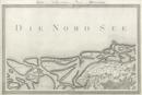 Topographische Karte in XXII Blaettern den grösten Theil von Westphalen enthaltend [...], Section I: Karte des Nordwestlichen Theils von Ostfriesland, [1805-1813]