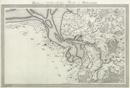 Topographische Karte in XXII Blaettern den grösten Theil von Westphalen enthaltend [...], Section III: Karte des Südwestlichen Theils von Ostfriesland, [1805-1813]