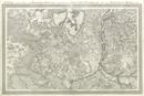 Topographische Karte in XXII Blaettern den grösten Theil von Westphalen enthaltend [...], Section IV: Karte des grösten Theils vom Herzogthum Oldenburg, eines Theils vom Fürstenthum Ostfriesland und vom Herzogthum Bremen, [1805-1813]