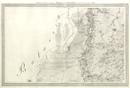 Topographische Karte in XXII Blaettern den grösten Theil von Westphalen enthaltend [...], Section V: Karte der Gegend zwischen Meppen und Papenburg zu beiden Seiten der Ems, [1805-1813]