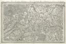 Topographische Karte in XXII Blaettern den grösten Theil von Westphalen enthaltend [...], Section VI: Karte vom südlichen Theils des Herzogthums Oldenburgs, eines Theils der Grafschaften von Hoya und Diepholz und des Gebietes der Stadt Bremen, [1805-1813]