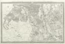 Topographische Karte in XXII Blaettern den grösten Theil von Westphalen enthaltend [...], Section VIII: Karte der Grafschaft Bentheim und des grösten Theils der Grafschaft Lingen und des Fürstenthums Rheina-Wolbeck, [1805-1813]