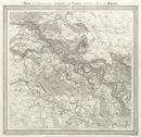 Topographische Karte in XXII Blaettern den grösten Theil von Westphalen enthaltend [...], Section XI: Karte der Gegend zwischen Arnheim und Xanten zu beiden Seiten des Rheins, [1805-1813]