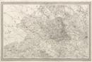 Topographische Karte in XXII Blaettern den grösten Theil von Westphalen enthaltend [...], Section XII: Karte vom westlichen Theil des Fürs[ten]th[ums] Münster, der Grafsch[aft] Steinfurt u[nd] der Herrsch[aft] Gemen u[nd] Gronau, welche zugleich einen Theil der Herzogl[ich] Looz-Corswareschen Herzogl[ich] Croyschen Fürst[lich] Salmschen u[nd] Rheingräf[lich] Salmschen neuen Besitzungen enthält, [1805-1813]