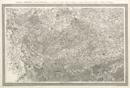 Topographische Karte in XXII Blaettern den grösten Theil von Westphalen enthaltend [...], Section XV: Karte des Rheins von Duisburg bis Wesel, so wie der Gegend an beyden Ufern der Lippe von Lünen bis Wesel und der Ruhr von Wetter bis Duisburg, [1805-1813]