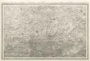 Topographische Karte in XXII Blaettern den grösten Theil von Westphalen enthaltend [...], Section XVI: Karte der Gegend an beiden Ufern der Lippe von Paderborn bis unterhalb Hamm, so wie an beiden Seiten der Ruhr von Freienöhl bis unterhalb Langscheid, [1805-1813]