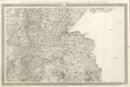 Topographische Karte in XXII Blaettern den grösten Theil von Westphalen enthaltend [...], Section XVII:Karte der Gegend an beyden Ufern der Diemel von Stadtbergen bis Carlshaven, so wie an beyden Seiten der Weser von Carlshaven bis Höxter, [1805-1813]