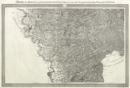 Topographische Karte in XXII Blaettern den grösten Theil von Westphalen enthaltend [...], Section XVIII: Karte des Rheins von Kaiserswerth bis Coeln, so wie der Gegend an beiden Ufern der Wipper, [1805-1813]