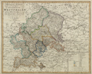 General-Charte von dem Königreiche Westphalen, zugleich als Tableau d