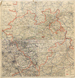 [Straßen-]Karte der Provinz Westfalen, [1945]/1940