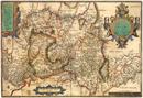 Westphaliae totius, Finitimarumque Regionum accurata Descriptio / [Eine neue und genaue Karte von Westfalen, welche auch die Nachbargebiete, Grafschaften und Fürstentümer korrekt enthält, 1579