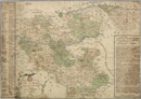 Neue und vollstaendige Special-Situations Charte von der Grafschaft Marck [mit Verzeichnis der Steinkohlenzechen, topografischen Anmerkungen], [1775]