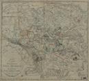 Special Carte von dem Fürstenthum Lippe Detmold und der Grafschaft Schaumburg Lippe / [mit Nebenkarte: Umgebung von Lippstadt], 1806