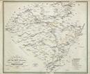 Karte von der Zoll- und Steuer-Verwaltung in der Provinz Westfalen, [1830]
