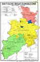 Britische Besatzungszone / British Zone, 1947