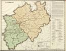 Verwaltungsatlas des Landes Nordrhein-Westfalen, [Karte 4]: Eichämter, [1952]