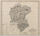 Topographische Karte der Kreise des Regierungs-Bezirks Arnsberg, [Bl. 5]: Kreis Lippstadt, [1840-1845]