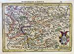 Westphaliae tabula tertia, [nach 1600]