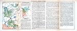 Die erste Zeit der preußischen Verwaltung [in Westfalen und im Rheinland] [Karte 1: Territorialeinteilung; Karte 2: Provinzialeinteilung], [1900]