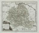 Die Grafschaft Lippe, [1791]