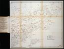 Bergwerks- und Hütten-Karte des Westfälischen Ober-Bergamts-Bezirks (Dortmund), 1895