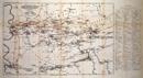 Uebersichts-Karte aller im Ruhr-Kohlen-Gebiet (Rheinisch-Westfälischen-Kohlen-Revier) bestehenden Voll- u[nd] Anschluss-Eisenbahnen p. p. / [mit:] Verzeichniss der Zechen und Schächte mit Angabe ihrer Lage, 1885 rev.