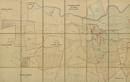 Lippstadt-Eickelborn: Flurkarte mit Provinzial-Heilanstalt Eickelborn, [um 1930]