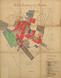 Wettringen: Kultur Anlage in der Brechte / Bestellungsplan 1909/[19]10 [Flurkarte], [um 1909]