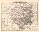 Provinz Westphalen nebst Lippe-Detmold, Lippe-Schaumburg und Waldeck, [1848]