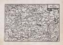 La Westphalie / [Westfalen], 1633
