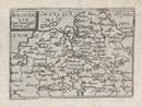 Westfalia cum Dioecesis Bremensis / [Westfalen mit dem Bistum Bremen], [1604]
