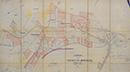 Marsberg: Lageplan der Heilanstalt Marsberg, St. Johannes-Stift, Blatt 2, 1951-04-01