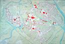 Herford nach dem Urkataster von 1826/1827 / Bad Driburg, GSV Städteatlas-Verlag / Münster, LWL-Medienzentrum für Westfalen
