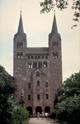 Die Reichsabtei Corvey: Westwerk der Klosterkirche / Münster, LWL-Medienzentrum für Westfalen/J. Klem