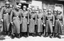 Wachmannschaft des KZ Niederhagen/Wewelsburg, vermutlich 1941 / Privatbesitz