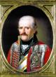 Gebhard Leberecht von Blücher (1742-1819) als Generalleutnant der Demarkationstruppen, um 1804 / Münster, Stadtmuseum / Münster, Stadtmuseum/T. Samek