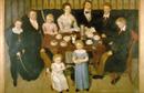 Haas, Carl Joseph (1775-1852): Die Familie Vincke (1826): Familie, Tod, Nachkommen, Nachwirkung - Familiengemälde / Privatbesitz / Münster, LWL-Medienzentrum für Westfalen/S. Sagurna