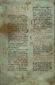 Die Gründungsgeschichte von Kloster Corvey nach dem Liber vitae, um 1158-1160 / Münster, Landesarchiv NRW / Staatsarchiv Münster / Münster, Landesarchiv NRW / Staatsarchiv Münster