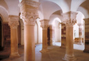 Das Untergeschoß des Westwerkes von Kloster Corvey / Münster, LWL-Medienzentrum für Westfalen/S. Sagurna