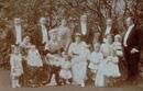Familienbild der Familie Herbers, Iserlohn, 01.09.1911 / Iserlohn, Stadtarchiv/H. Schubert