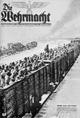 Transport sowjetischer Kriegsgefangener ins Deutsche Reich im Herbst 1941, Titelfoto der Zeitschrift
