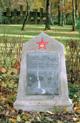Der sowjetische Soldatenfriedhof In Stukenbrock-Senne im November 1999 / Münster, Landesmedienzentrum für Westfalen/S. Sagurna