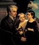 Görke, Caspar (1821-1896): Alexander Haindorf, 1854 / Münster, Westfälisches Landesmuseum für Kunst und Kulturgeschichte Münster / Münster, Westfälisches Landesmuseum für Kunst und Kulturgeschichte Münster