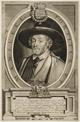 Porträt des Joseph de Bergaigne (Antwerpen 01.05.1588 - Münster 24.10.1647), Bevollmächtigter des spanischen Königs in Münster, 1645-1647
